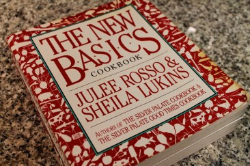 The New Basics Cookbook by Sheila Lukins and Julee Rosso