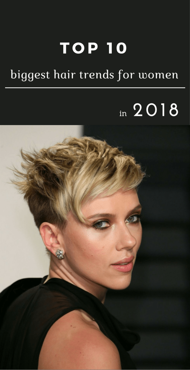 the 10 biggest hair trends for women in 2018 zoomzeeorg