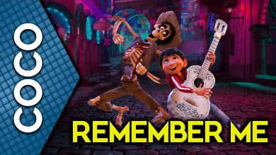 """Coco"" (""Remember Me"") For Best Original Song"