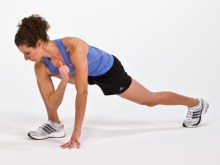Elbow To Instep Lunge