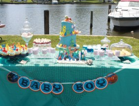 Finding Nemo - Under the Sea Baby Shower