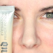 Oily Nose Makeup Fix With Eye Primer