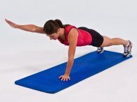 PUSHUP WITH HAND RAISE