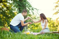 Propose On A Picnic