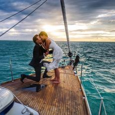 Propose While Sailing