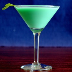 The Grasshopper Cocktail