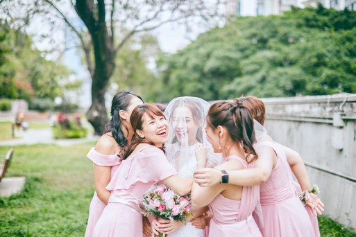Tiffany and Jerry zOO Hong Kong Wedding Day photography 婚攝 - 九龍公園