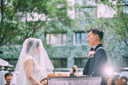 Sherry and Darren zOO Hong Kong Wedding Day photography 婚攝 - The Mira Hong Kong 美麗華酒店