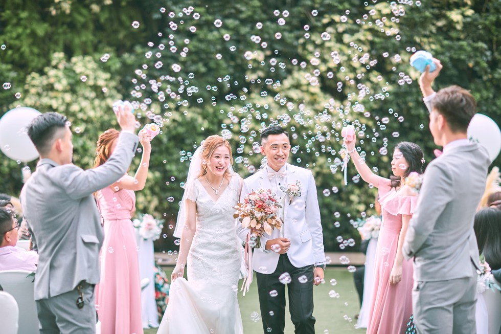 ManChing and ShingFung zOO Hong Kong Wedding Day photography 婚攝 草地證婚 小清新 - Crowne Plaza Hong Kong Kowloon East 香港九龍東皇冠假日酒店
