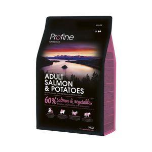 Корм для взрослых собак всех пород с лососем и картофелем Profine Adult Salmon & Potatoes