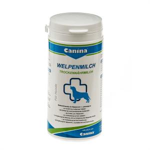 Заменитель молока для щенков Canina Welpenmilch (сухое молоко)