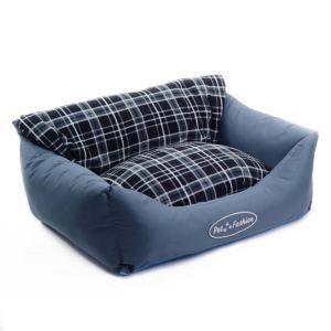 """Лежак для собак Природа Pet Fashion """"ДЕМИ"""" (66*52*24)"""
