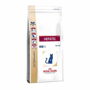 Лечебный сухой корм для кошек при болезнях печени Royal Canin HEPATIC FELINE