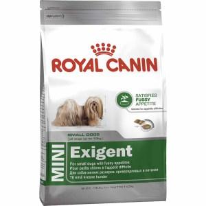 Сухой корм для привередливых собак мелких пород Royal Canin MINI EXIGENT