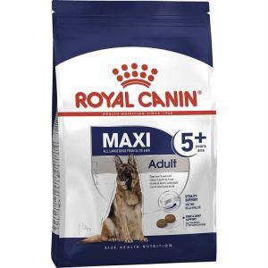 Сухой корм для собак крупных пород Royal Canin MAXI ADULT 5+ (старше 5 лет)