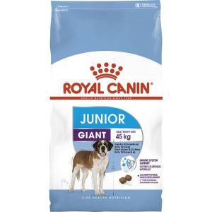 Сухой корм для щенков гигантских пород Royal Canin GIANT JUNIOR (старше 8 месяцев)