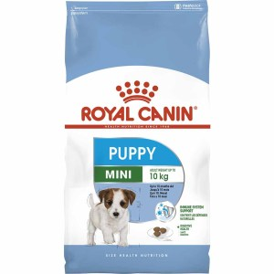 Сухой корм для щенков мелких пород Royal Canin MINI PUPPY (до 10 месяцев)