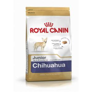 Сухой корм для щенков породы Чихуахуа Royal Canin CHIHUAHUA JUNIOR (до 8 месяцев)