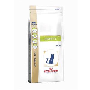 Лечебный сухой корм для кошек, страдающих сахарным диабетом Royal Canin DIABETIC FELINE