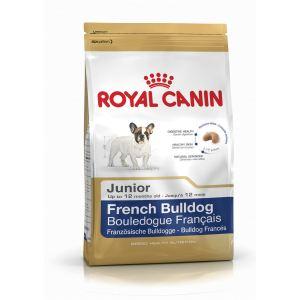 Сухой корм для щенков породы Французский бульдог Royal Canin FRENCH BULLDOG JUNIOR (до 12 месяцев)