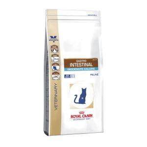 Лечебный сухой корм для кошек при нарушениях пищеварения Royal Canin GASTRO INTESTINAL MODERATE CALORIE FELINE