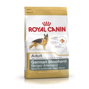 Сухой корм для собак породы Немецкая овчарка Royal Canin GERMAN SHEPHERD ADULT (старше 15 месяцев)