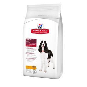 Корм для собак средних пород - Улучшенная форма Hill's SP Canine Adult Advanced Fitness Medium с курицей