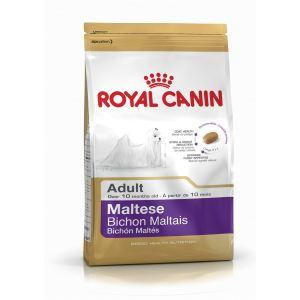 Сухой корм для собак породы Мальтийская болонка Royal Canin MALTESE ADULT (старше 10 месяцев)
