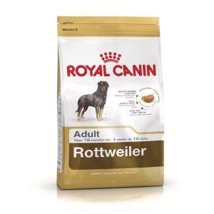 Сухой корм для собак породы Ротвейлер Royal Canin ROTTWEILER ADULT (старше 18 месяцев)