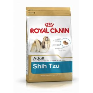 Сухой корм для собак породы Ши-тцу Royal Canin SHIH TZU ADULT (старше 10 месяцев)