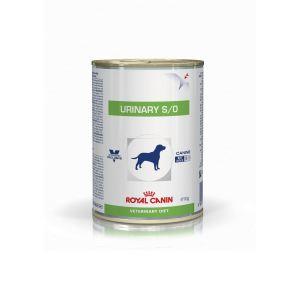 Влажный корм для собак при мочекаменной болезни Royal Canin URINARY S/O