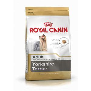Сухой корм для собак породы Йоркширский терьер Royal Canin YORKSHIRE TERRIER ADULT (старше 10 месяцев)