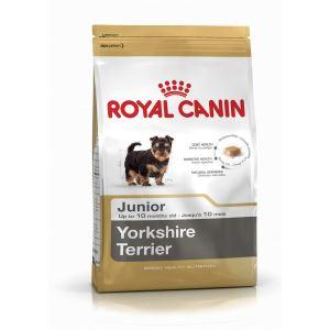 Сухой корм для щенков породы Йоркширский терьер Royal Canin YORKSHIRE TERRIER JUNIOR (до 10 месяцев)