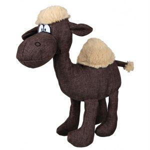 Игрушка для собак Верблюд Trixie плюш+ткань