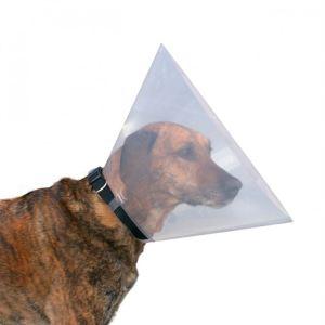Защитный воротник для собак Trixie пластиковый
