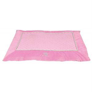 """Коврик для собак """"My Princess"""" Trixie розовый плюш 70х50 см."""
