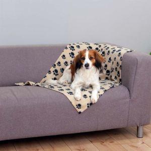 """Коврик-подстилка для собак """"Barney"""" Trixie флис 100х70 см."""
