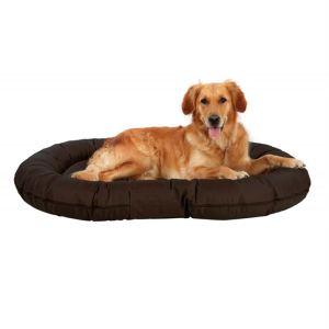 """Лежак для собак """"Samoa Sky"""" Trixie коричневый нейлон"""