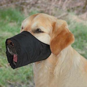 Намордник для собак Trixie черный, нейлон