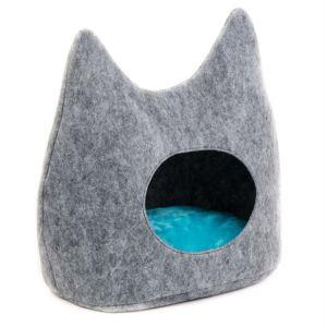 "Дом-лежак для собак и кошек Природа Pet Fashion ""ДРИМ"" (44х28х45 см.)"