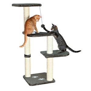 """Дряпка для кошек """"Altea"""" Trixie бежевая, серая 117 см."""