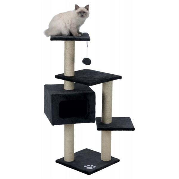 """Дряпка для кошек """"Palamos"""" Trixie антрацитовая 109 см."""