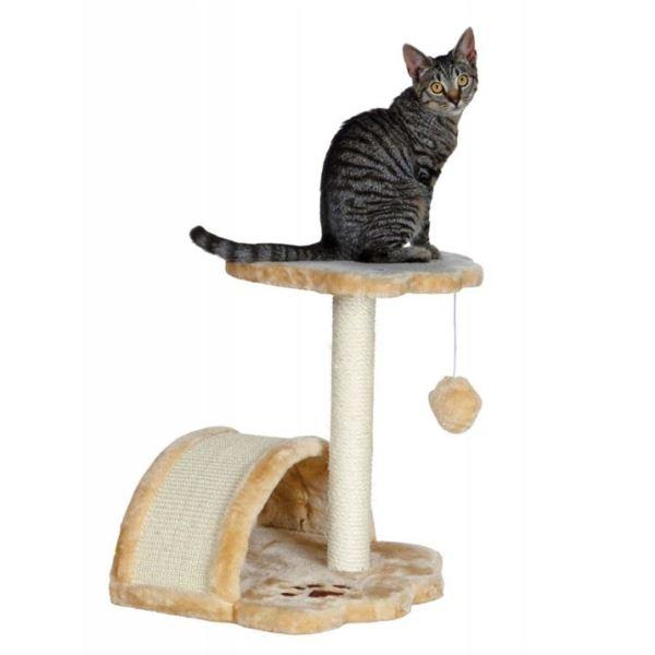 "Дряпка для кошек ""Vitoria"" Trixie бежевая 43 см."