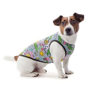 """Борцовка для собак Pet Fashion """"ХЕППИ"""" крокодил, якорь 2018"""