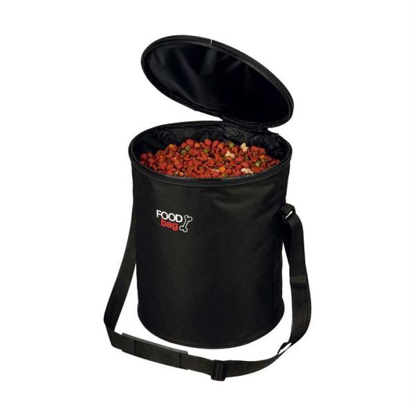 """Сумка-контейнер для корма """"Foodbag"""" Trixie нейлон (до 10 кг. / 25 кг.)"""