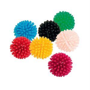 Игрушка для кошек - Мяч Ежик морской Trixie винил 3,5 см.