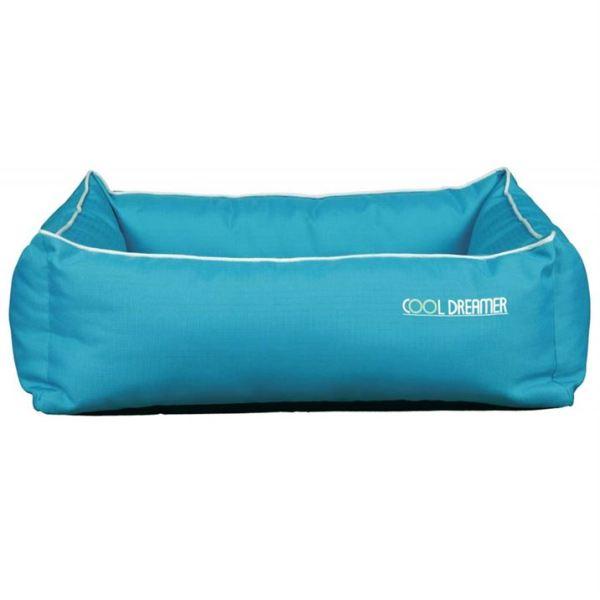 "Лежак для собак охлаждающий ""Cool Dreamer"" Trixie голубой"
