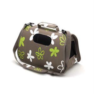 "Сумка-переноска для собак и кошек ""VANESSA"" Comfy хаки, M 49x22x29 см., S 39x19x24 см."