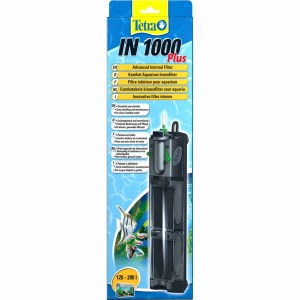 Внутренний фильтр для аквариума Tetra IN 1000 Plus (на 120-200 л.)