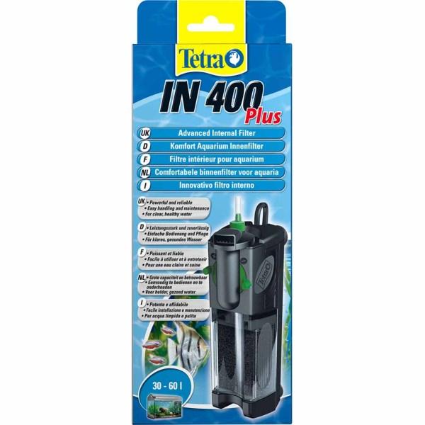 Внутренний фильтр для аквариума Tetra IN 400 Plus (на 30-60 л.)